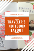 Traveler's NotebookLayout